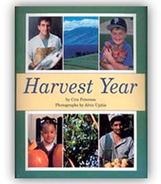 Cris Peterson Harvest Year
