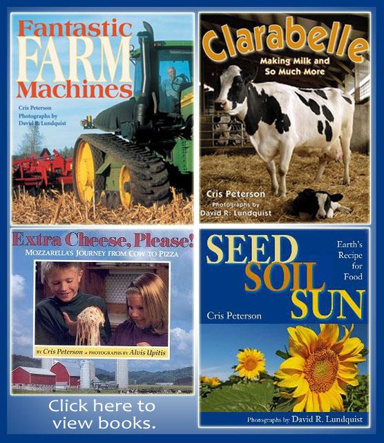 Cris Peterson Children's Books